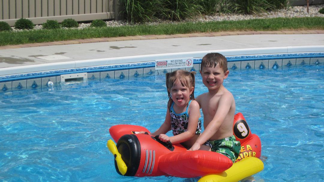 Swimming Pool Accessories - Spartan Pools Inc